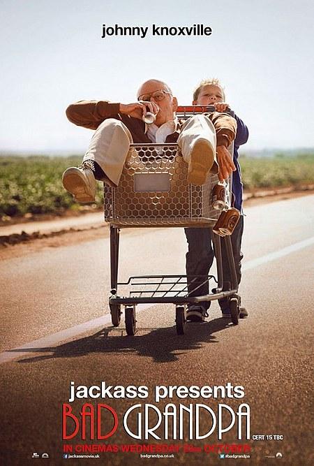Bad Granpa official Movie postter
