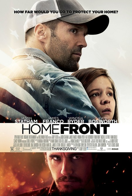Homefront Movie Poster Statham