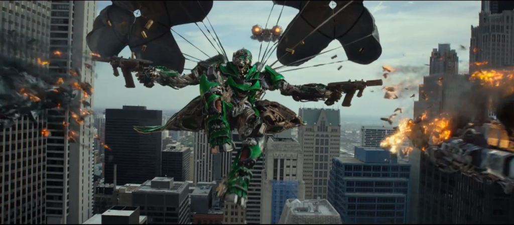Transformers - Age of Extinction 1