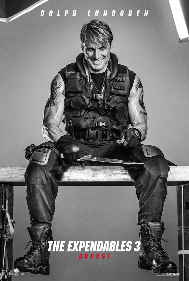 Expendables3 Dolph Lundgren