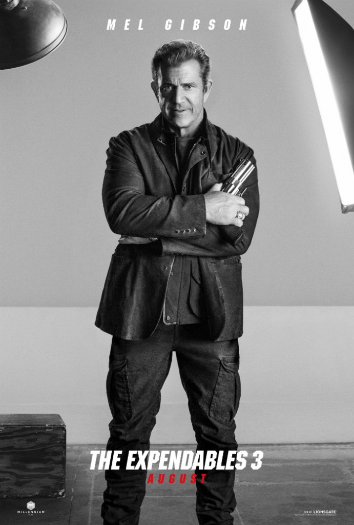 Expendables3 Mel Gibson