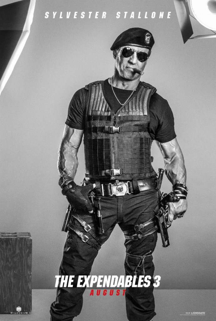 Expendables3 Slyvester Stallone