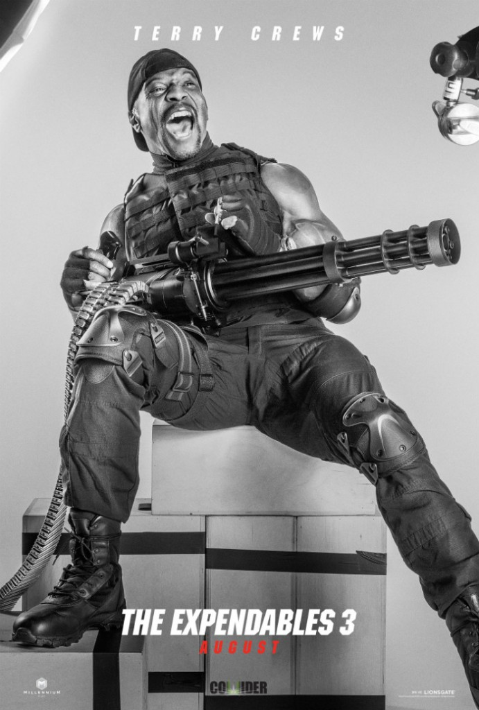 Expendables3 Terry Crews
