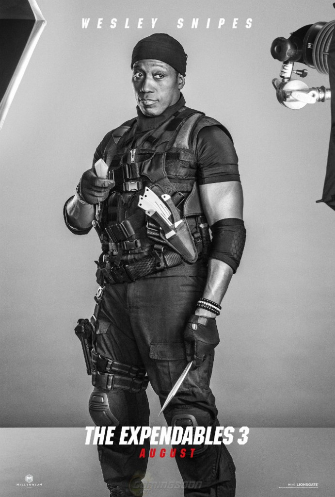 Expendables3 Wesley Snipes