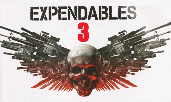 Expendables 3 Logo