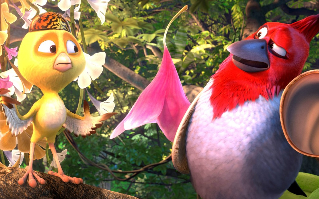 Movie Smack Talk Movie Review: Rio 2 (2014)