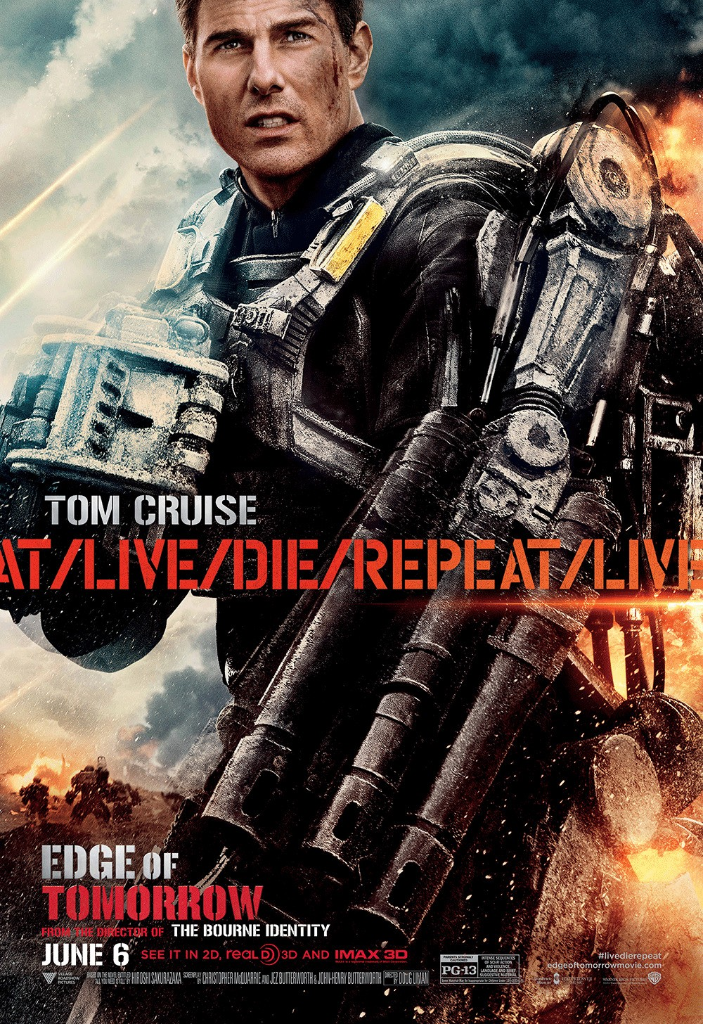 Edge of Tomorrow - 1