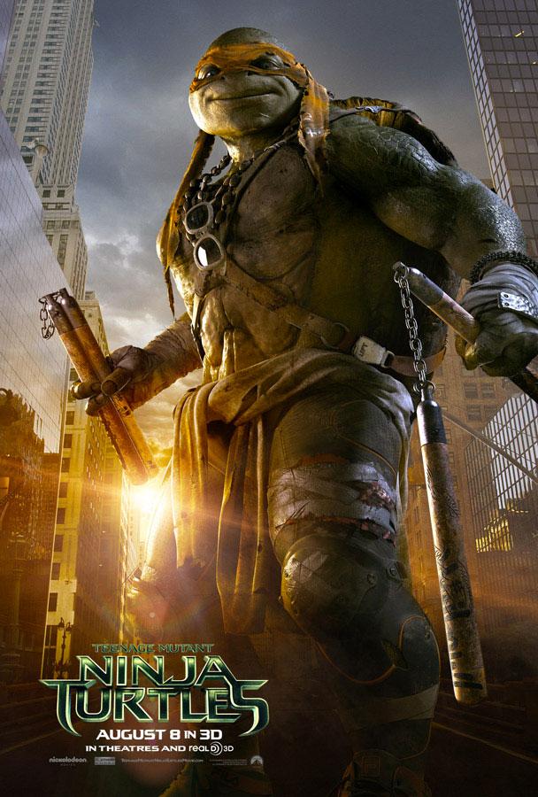 Michelangelo- MovieSmackTalk