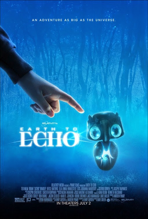 Earth to Echo Film Poster