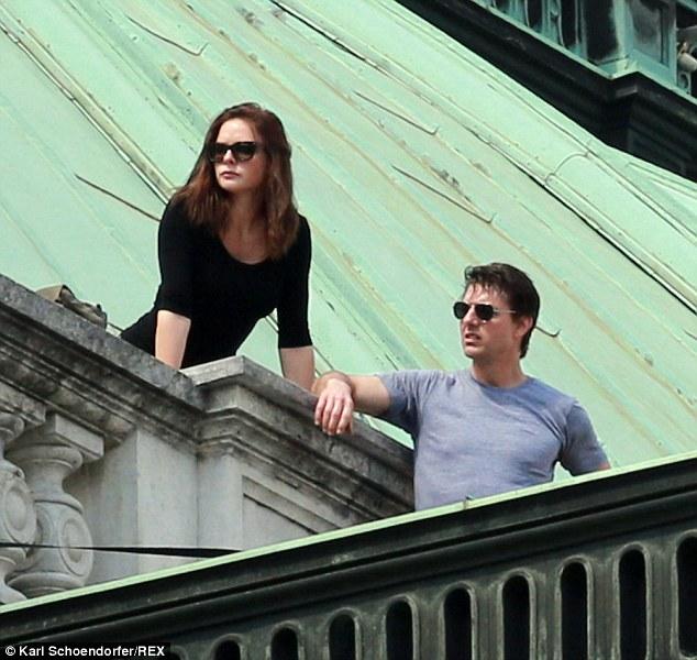 Tom Cruise MI5 - 4