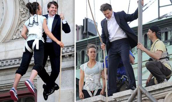 Tom Cruise MI5 - 5