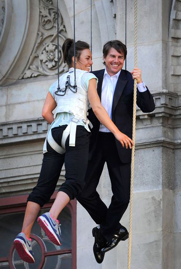 Tom Cruise MI5 - 7