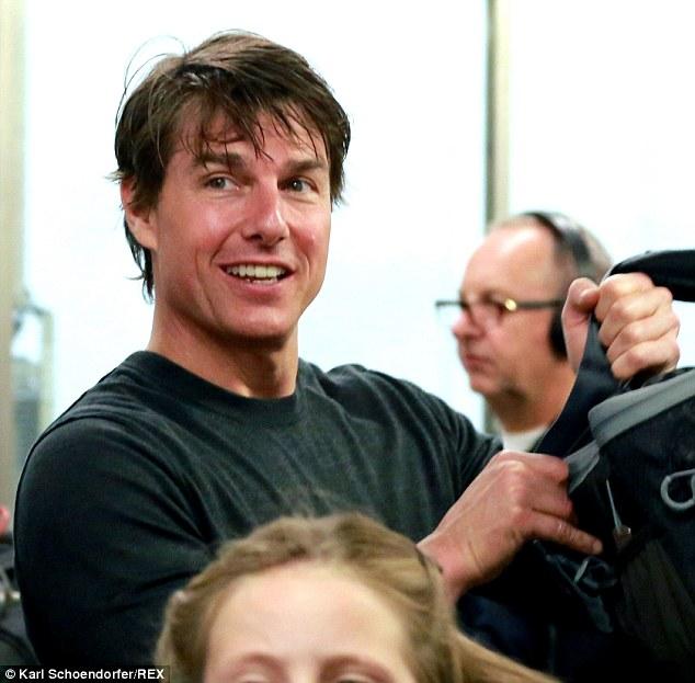 Tom Cruise MI5