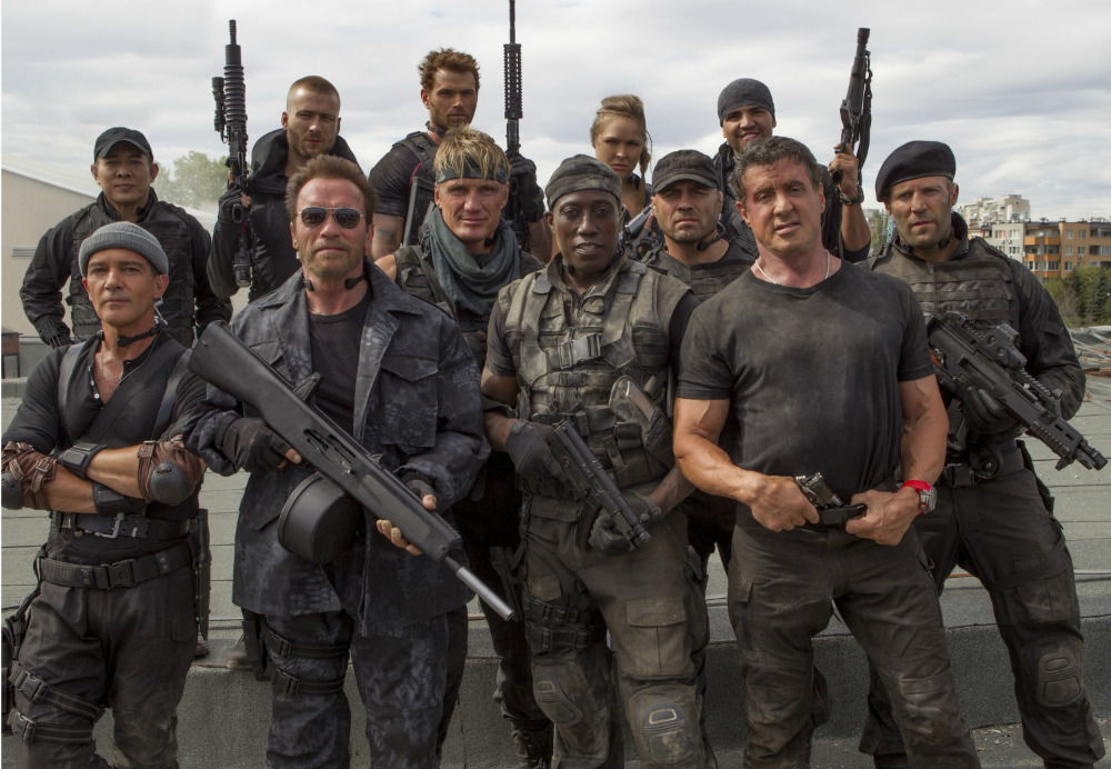 expendable 2014