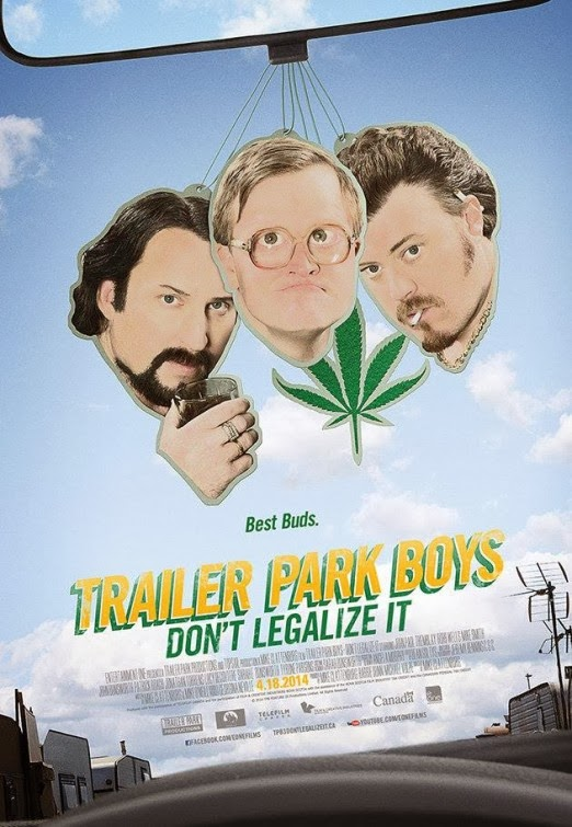 Trailer Park boys Movie Poster