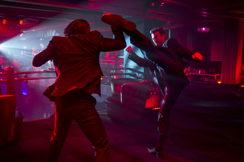 John Wick Movie Still fight scene
