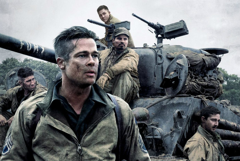 movie still from the movie Fury