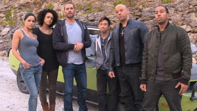 Fast and Furious Cast on post with Fast and Furious Furious 7 Trailer