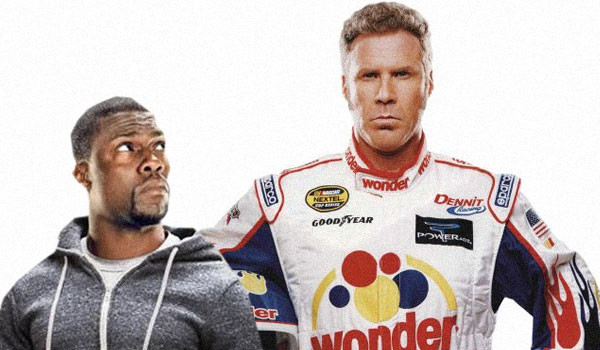 The First Stills From 'Get Hard' Starring Kevin Hart And Will Ferrell Have Been Released!