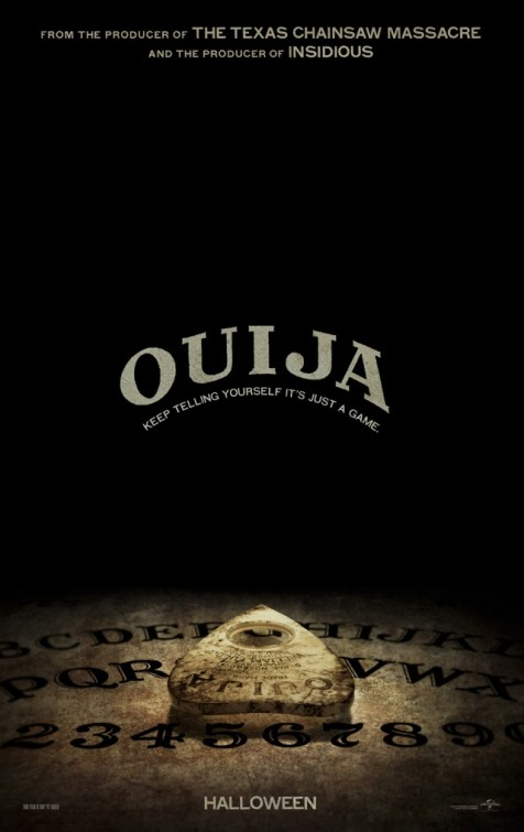 official ouija (2014) move poster