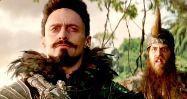 See Hugh Jackman's Blackbeard In First Action-Packed 'Pan' Trailer