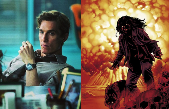 REPORT: Matthew McConaughey Will Play Villain Randall Flagg In 'The Stand'