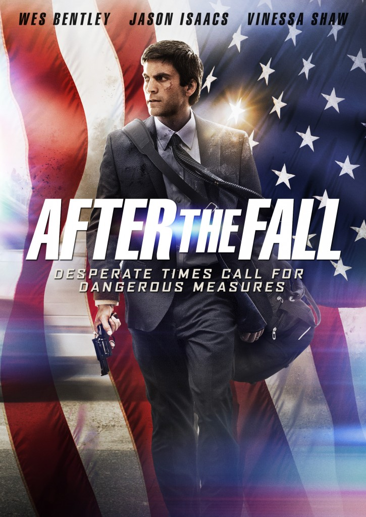 After the fall official movie poster