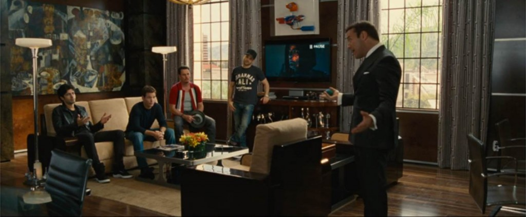 Entourage Trailer Scene 2