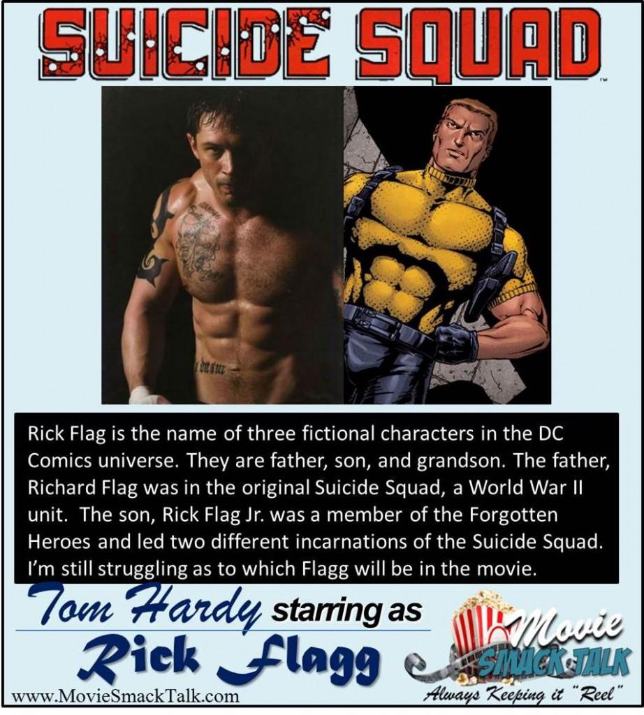 Rick Flagg
