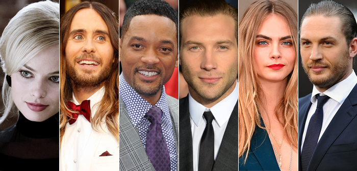 Will-Smith-Tom-Hardy-Cara-Delevingne-More-Sign-On-For-Suicide-Squad