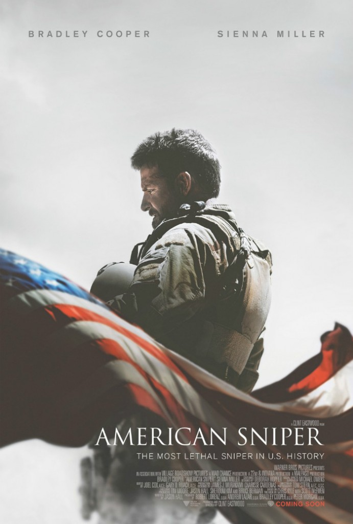 American Sniper Official Movie Poster