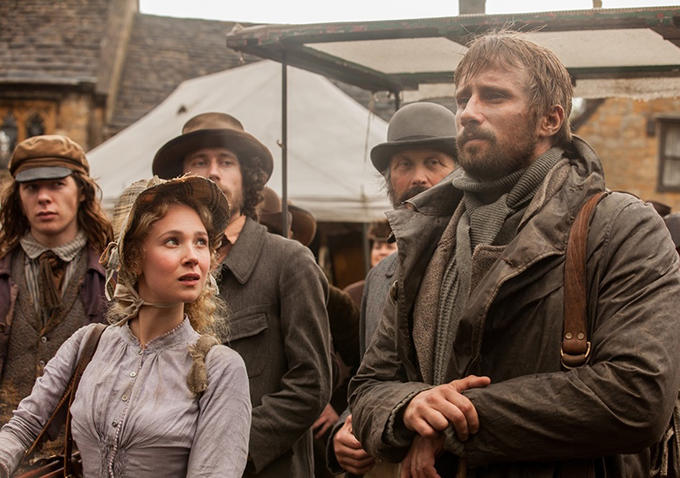 Far from the madding Crowd movie stills - 14MAY2015