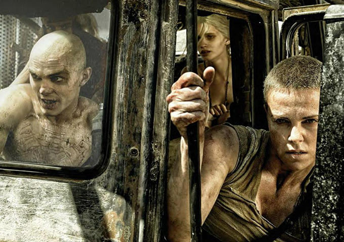 Mad Max Moive Stills - 20MAY2015