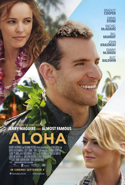 Aloha official movie poster