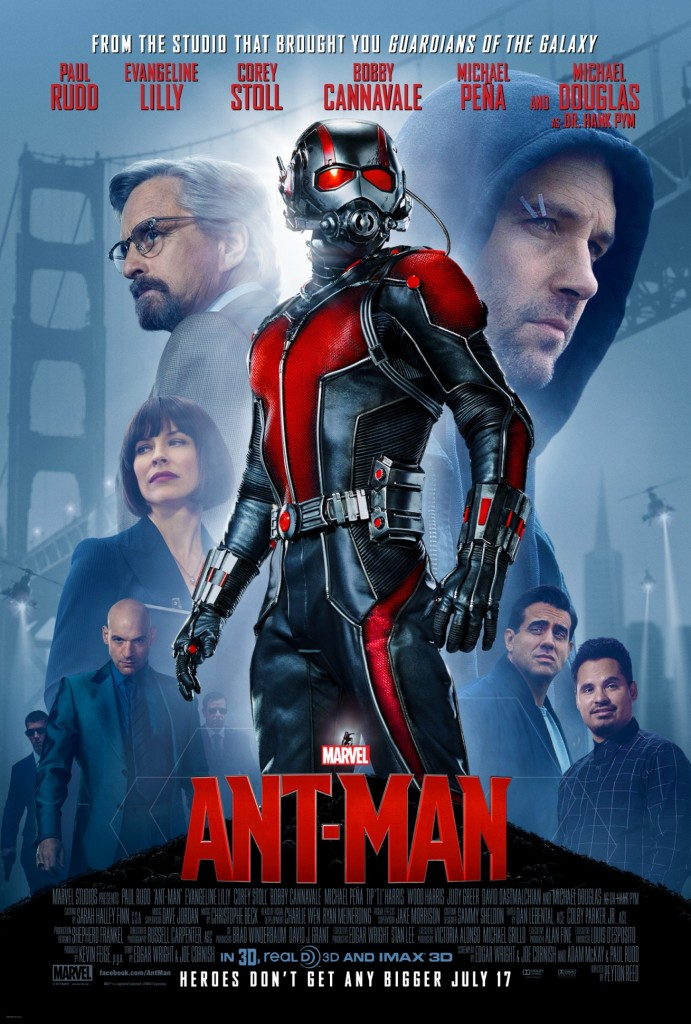 Ant-Man-Poster1 - 29JUL2015
