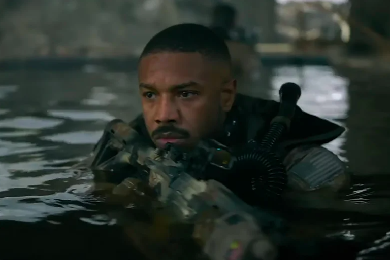 Watch Michael B. Jordan Star In First Trailer For Tom Clancy Thriller 'Without Remorse'