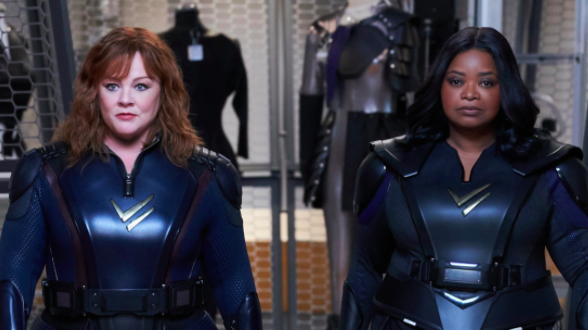 Watch The Wonderful Duo Of Melissa McCarthy And Octavia Spencer In Trailer For 'Thunder Force'