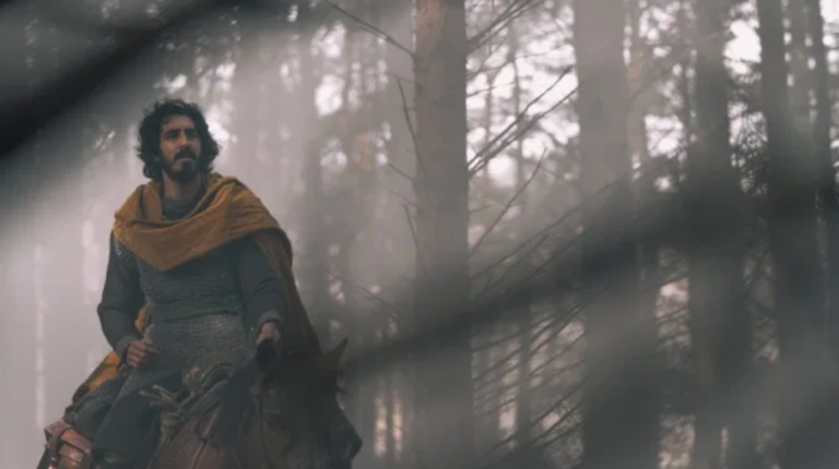 Check Out Dev Patel In The Upcoming A24 Medieval Fantasy, The Green Knight