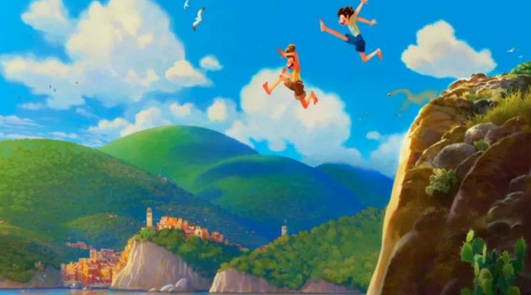 The Reviews For Pixar's Latest Film 'Luca' Are Mostly Positive