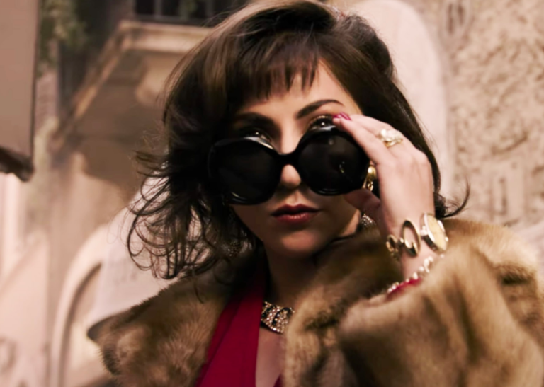 Check Out Lady Gaga And Adam Driver In First Trailer For 'House of Gucci'