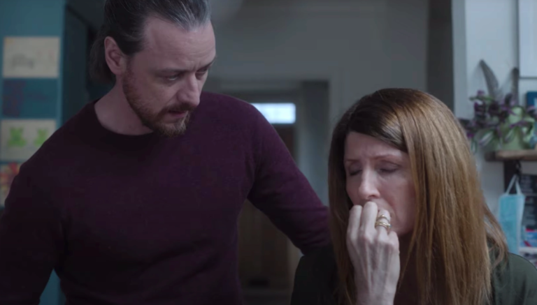 Watch James McAvoy And Sharon Horgan In First Trailer For Quarantine Film 'Together'