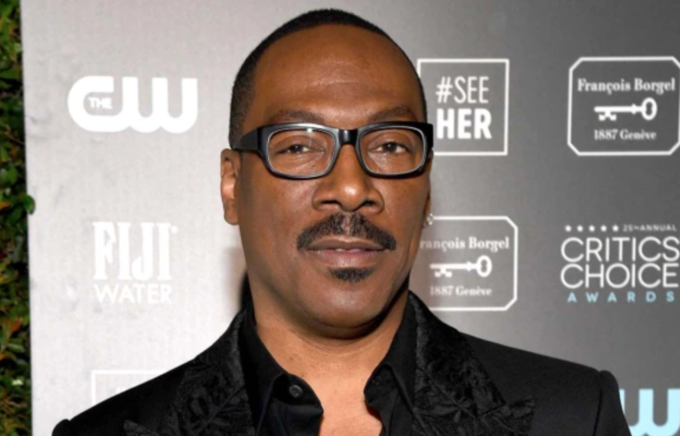 Eddie Murphy Signs Big Three-Picture, First Look Deal With Amazon Studios