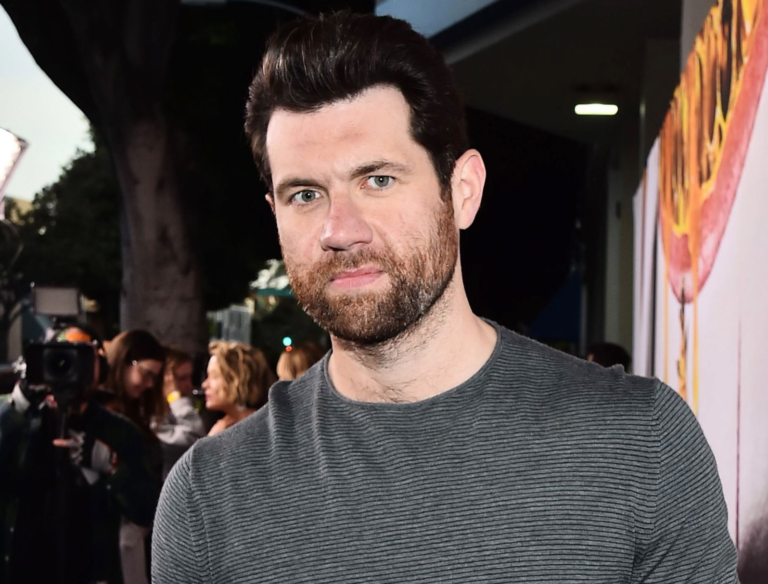 Billy Eichner's Upcoming Gay Rom-Com Will Make History With All LGBTQ+ Cast
