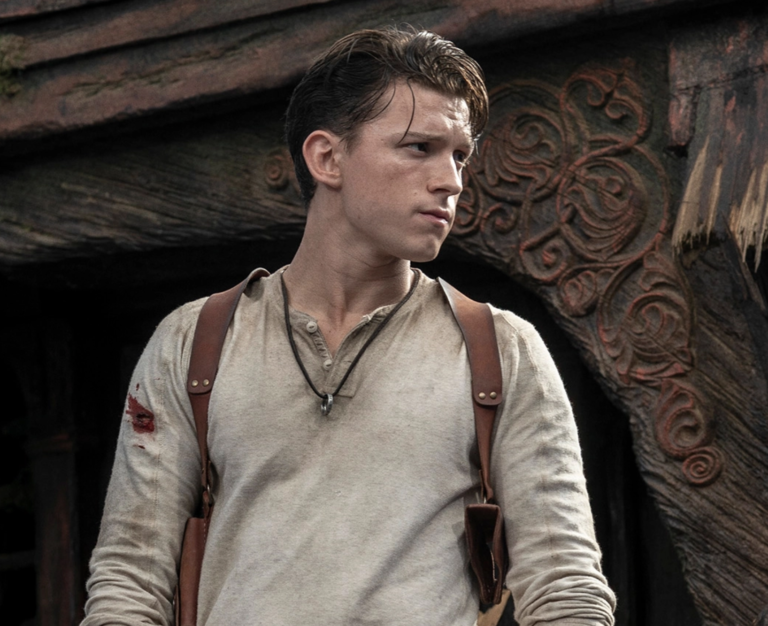 Watch Tom Holland In The Very First Trailer For Upcoming 'Uncharted' Film